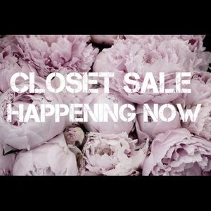 Other - Almost all items on sale now!